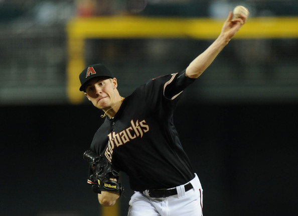 Patrick Corbin looks like he has a firm grip on the 5th spot in the rotation early in spring training. Corbin can the Dbacks version of Wade Miley this season.