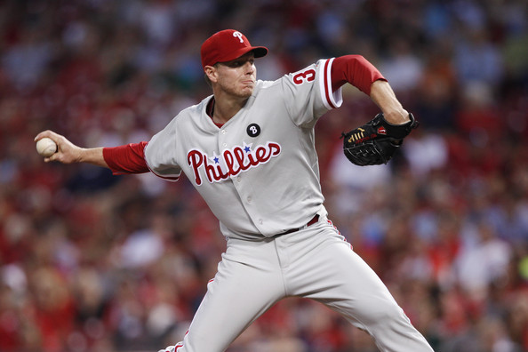 Roy Halladay was supposed to be the final cog to have the Philadelphia team back in the World Series, when they signed him to a 3 YR/$60 MIL extension, running from 2011 - 2013.  The Phils only received a 40 -16 through 'Doc's' 1st 2 years with the team, only to fall back to 15 - 12 record, with an above 5 ERA over the last 2 seasons.  Can he rebound - and will he even be retained in Philadelphia in going forward?  While he has looked better since returning to the lineup in late AUG, featuring a 2 - 0 record, with a 4.28 ERA, his WHIP is still north of 1.40 - and he doesn't look the same as he did when he was perhaps the top Pitcher in the game of baseball.