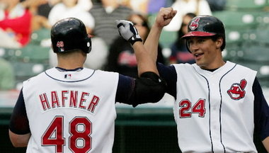 Hafner and Sizemore were part of a 2007 core Indians club that came within one win of the World Series.  Injuries and Trades robbed the club of lasting success