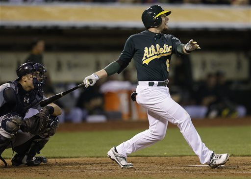 Oakland Athletics' Jed Lowrie has made Billy Beane look like a genius once again - with clubbing 16 hits, (8 of the Extra Base Variety), Scoring 10 Runs and Walking 6 times so far in the teams 8 - 2 start.  He has an OPS of 1.258 thus far.