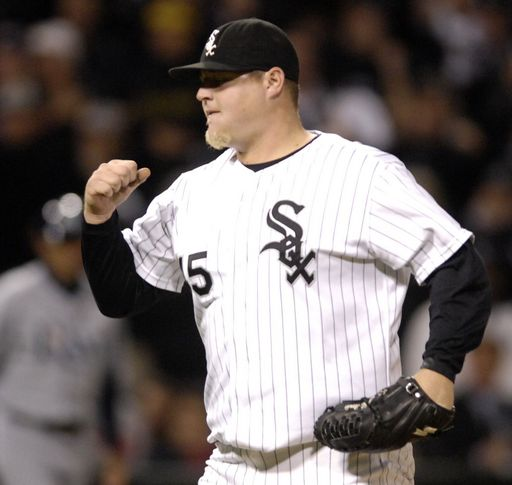 """2005 comes to mind (often does with a White Sox fan) and how Bobby Jenks used to struggle in a """"Non-Save situation"""". Jenks also threw 100 MPH, so maybe it was a little easier to get out of trouble. But he, just like Reed, seemed to suffer from the same """"Non-Save"""" illness. Now, Jenks had a brilliant 2005, and the Sox caught a little bit of lightning in the bottle. But it wasn't until the next season when Jenks developed a devastating curveball that he became a really good, and consistent Closer."""