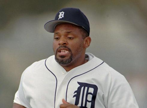 Cecil Fielder led the league in RBI for his first three years with the Tigers, and he also finished with 44 HRs to lead the league in homers for his second year with Detroit. At the age of 32, he was traded to the New York Yankees at the deadline before helping them secure New York's first championship since 1978.  After the following season, the Yanks felt they were better suited to use Darryl Strawberry at DH and Tino Martinez at 1st base, so they let Cecil leave.