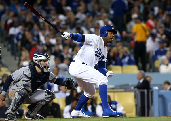 Outfielder Carl Crawford has been red hot offensively hitting .307 with team leading 4 HRs and 6 RBIs. He has been a huge surprise in his comeback season.