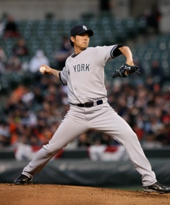 Once upon a time, Chien Ming Wang was the future of the Yankee staff.  A hard sinker baller whose ability to generate ground balls made him a very success pitcher. Now, he is a depth piece, who may see the Bronx before the end of the season.