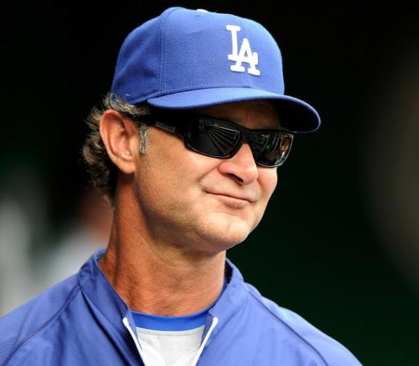 Dodgers skipper Don Mattingly is in his third ans final season in his Dodgers contract. He is currently 187-185 but has started the 2013 campaign 20-27 last place in the NL West and 6.5 games behind first.