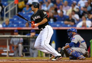 The Marlins have one of the most prolific young power hitters in the game of baseball in Giancarlo Stanton.  After this recent campaign, the  24 Year Old has a 3 Slash Line of .265/.354/.899 - with 117 HRs and 294 RBI in 1792 Career AB.  The toughest challenge the ownership has - will be to lock up this Slugger long - term, as he has frequently commented on the direction of the franchise in a negative light.  Stanton has 3 years left of Arbitration - before he will be eligible for Free Agency heading into the 2017 season.