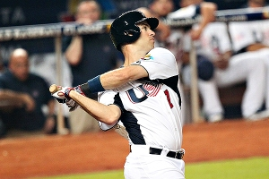 Mauer is coming off the 2013 World Baseball Classic where he batted .429 with a .538 OBP.