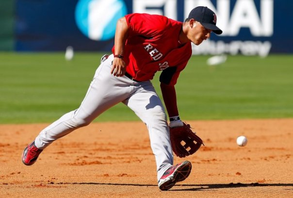 Is Jose Iglesias the best fielding Shortstop in baseball? Maybe I'm biased but I believe he is. Keith Law called him the best defensive prospect he had ever seen. His defense has carried him thus far in his professional career, but I think his bat is ready for the Majors in 2013. It might not be at its full potential, but it is developed enough.