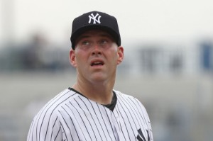 """Kevin Youkilis has opened the season on a tear for the Yankees, but the """"Greek God of Walks"""" has been doing very little of what made him famous.  His inability to control the strike zone and his achy back are concerns for a Yankee line-up that does not have its normal depth."""