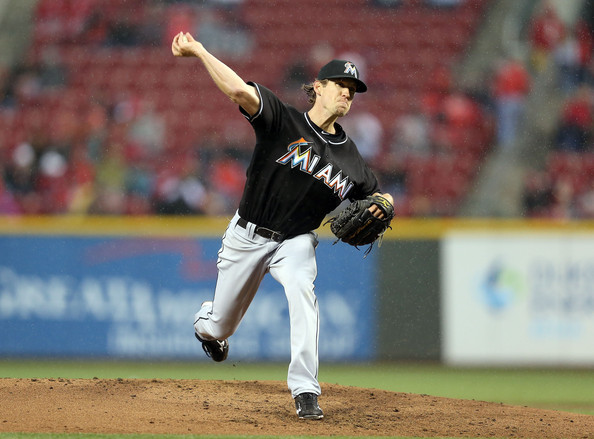 Kevin Slowey, 28, did not pitch in the Majors in 2012 - and was 0 - 8 during the 2011 campaign for the Twins - doling out an abysmal 6.67 ERA for his 8 Game Starts and some Relief Duty.  He is now the Marlins #2 Starting Pitcher.