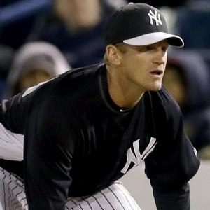 Lyle Overbay has been a nice addition for the Yankees early on, but his statistics paint a picture for a player who may soon find himself on the short end of a slump.  Yankee fans should keep their minds open to the fact that Overbay is merely a stop-gap, and if Mark Teixiera is out for a long period of time, the team may have to make a trade.