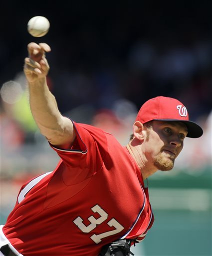 Surely a team with Stephen Strasburg, Gio Gonzalez, Jordan Zimmermann, Ryan Zimmerman, Ian Desmond and Bryce Harper can at least be in the Wild Card Race being stocked with so much talent.  After an atrocious stretch, the Nats are 55 - 60 - buried 15.5 Games behind the Braves in the NL East.  They are even 9 Games behind the 2nd Wild Card team (Reds)