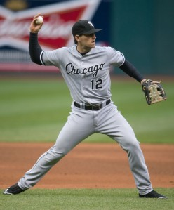 When Gordon Beckham broke a bone in his hand and required surgery, many White Sox fans weren't overly concerned. After all, Beckham's offensive struggles have been well documented throughout his young career. Simply move Jeff Keppinger to second base, and then.... Wait. Who's going to take Keppinger's place at third?