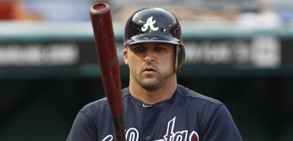 Dan Uggla had his worst year as a professional, including a .099 Batting Average for the last month of the Regular Season.  Mid - Year eye problems were definitely a factor, and the 5 time 30+ HR man was left off of the Post Season Roster entirely.  When you factor in his struggles, with BJ Upton's, Justin Upton's (every other month but April and August), coupled with Jason Heyward's slow start, it is incredible this club actually ran away with the NL East.  If everyone is healthy in 2014, and just perform in some realm to the back side of their bubblegum cards, this team would be extremely dangerous.
