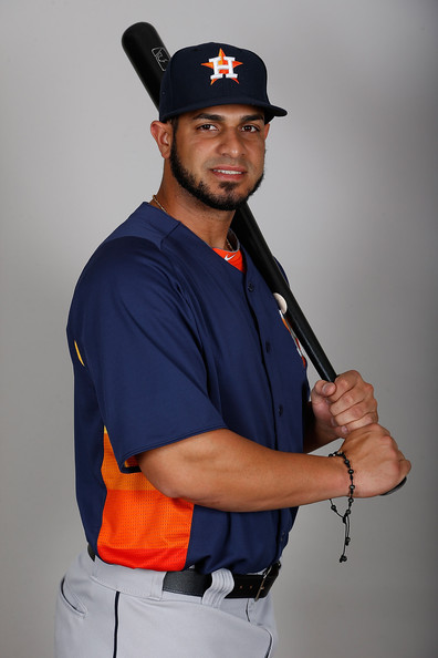 Fernando Martinez clubbed a 2 Run HR in 1st game back with the Houston Astros this year.  Unfortunately, he took a monster dive in Averages right after his ensuing opener.  The 24 Year Old Man from the Dominican Republic, hit for a 3 Slash Line of .181/.229/.501 - after posting a .237/.300/.766 during his 2012 campaign with the big club - spanning 118 AB (6 HRs and 14 RBI).  Martinez went unclaimed and will report to