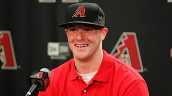 Archie Bradley was the 7th pick in 2011 MLB Draft by the Arizona Diamondbacks. He is in his 2nd season of professional baseball and is off to strong start. He 4-0, 1.05 ERA , he has 63 strike outs in 43.2 innings pitched. The opposition only has a .193 batting average against him. He projects to be a top of the rotation starter. MLB.com has him ranked as the 18th prospect in all of baseball.
