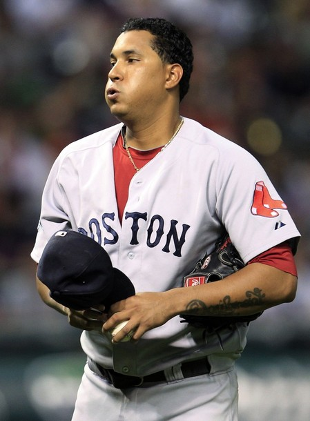 """Bottom line for Doubront are the two """"E"""" words. Efficiency and Effectiveness. All really good Major League pitchers have both, and Felix has only shown us effectiveness to this point. He has never went more than 7 IP in a game, and going 7 is usually a rare occasion."""