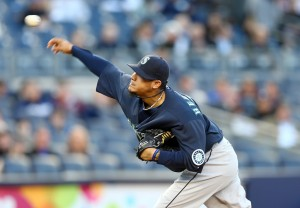 Felix Hernandez is slated to pitch Sunday against Cleveland. He has a 2.90 ERA in over 83 innings facing the Indians.