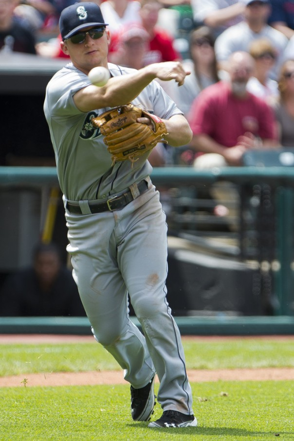 Kyle Seager had a rough 10 games to begin the campaign, before he has reeled off 9 hits for his last 24 AB. With Robinson Cano and Nelson Cruz hitting ahead of him, he should get plenty of opportunities to drive in runs.  His success may dictate whether or not they make the playoff coming out of the Al West this year.  The gritty 3B signed a big 7 Year extension prior to this season
