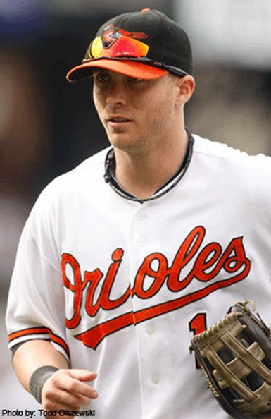 The Orioles have been using Nolan Reimold as their primary Designated Hitter this year to no avail. he is only hitting .188 with 4 HRs and 9 RBI - not exactly what you look for in a DH. The DH is the one position created specifically to score runs so he should at least be getting on base, which he is not with a .257 OBP. In two instances he batted in the 9 slot, far from normal for a DH. He is getting plenty of time to figure it out as he has not played since May 11.