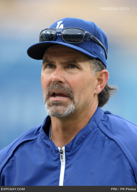 Dodgers 3rd Base Coach Trey Hillman has been rumored to replace Mattingly for the Dodger skipper job if Mattingly gets fired. Hillman has managed the Kansas City Royals for three years and earned himself a 152-207 record. He is the only current coach who has managed an MLB team.