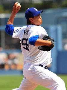 Lost in last year's great run was the brilliant rookie campaign of Hyun-jin Ryu.  A 14 - 8 record, with an even 3 ERA led him to finish 4th in Rookie Voting in the NL.  As a #3 Starter, Ryu is money in the bank.