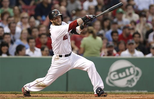 Dustin Pedroia is an example of how to handle your own talent as far as payment.  He was signed from 2009 - 2015 , which is 7 YRs/$55 MIL, and then they extended him from 2016 - 2021 (6 YRs/$85 MIL).  Being a bit of a bargain on a yearly basis, this natural leader - and former MVP, has given the franchise money flexibility for every year during the duration of his deal.
