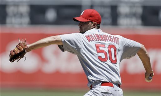 Adam Wainwright will come back to the Cards for a full year in 2016 - after seeing yet another season lost to injuries in 2015. Wainwright still has 3 years left at a total of $58.5 MIL left on the books. At Age 34, Waino will look to 4 of the last 4 full years finishing in the top 3 for NL Cy Young Voting. To date, he is 121 - 67 (.644) with a tight 2.98 ERA and 1.159 WHIP. If he can recover to form, it will make up for the team losing Lance Lynn to Tommy John Surgery for the coming year.
