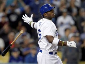 Yasiel Puig took off in a Doubleheader against the Twins at Target Field.  He has reached base 15 times in the last 5 games, and is now hitting .311/.397/.509 for the year with 4 HRs and 21 RBI.