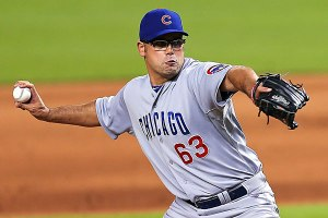 So everyone had Kevin Gregg down for a 1.71 ERA through his first 27 appearances this year, right? What a pleasant surprise he has been for the Cubies this year. His ERA is over a run and a half better than it has ever been in any previous season to date.