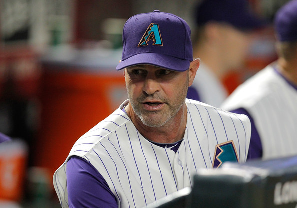 Kirk Gibson has the Diamondbacks in the right direction and they have a three game lead in the NL West Division.