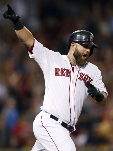 Mike Napoli agreed to a 1 YR/$13 MIL deal prior to the 2013 season.  While he struggled at various times in the regular season, he still Slashed for .259/.360/.842 - with 23 HRs and 92 RBI.  It was his 6th straight season with 20+ HRs - and his 498 2013 ABs - still have left him without ever reaching 500 AB in any of his seasons.
