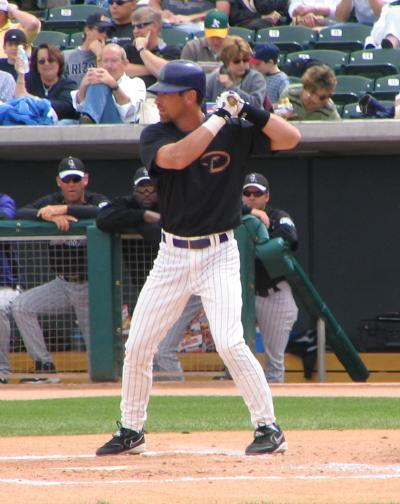 Luis Gonzalez is the franchise leader in most offensive categories.  He was a 5 Time ALL - Star, 1 Time Silver Slugger (2001), and also finished that year 3rd in NL MVP Voting. Gonzo led the NL in hits (206), while he batted .336.  Gonzalez drove in 100 + RBI from 1999 - 2004