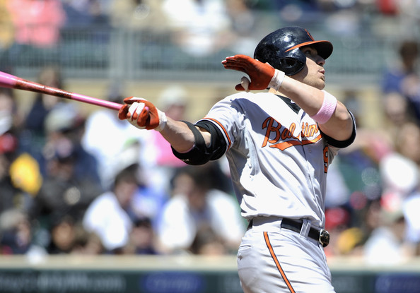 Chris Davis is one of the premier sluggers in all of baseball, and is showing everyone that he is a great all-around hitter as well. He is on pace to hit at least 60 HRs this season, and this would put him in some exclusive company.