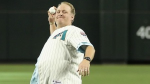 Curt Schilling was the other important player that helped the Diamondbacks win a World Series besides Johnson, and Luis Gonzalez. Schilling provided the club with another pitcher that could shut down opposing teams. With him and Johnson they won a combined 90 games during 200 and 2001.