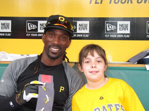haley smilow and andrew mccutchen