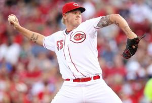Matt Latos was overlooked in the NL for the Cy Young Voting.  He went 14 - 7, with a 3.16 ERA in 32 Game Starts and 210.2 IP.  The about to be 26 year old (Dec.9, 2013) has been very steady over the last 4 years combines, averaging almost 200 IP per year, and fanning near a batter per inning.  Latos may take over the reigns as the Cincinatti Reds top pitcher in 2014.
