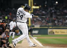 Cabrera has had back to back AL MVP seasons with Fielder hitting behind him, as the club stands right now, he will be walked a ton next year with the #4 replacement.. Yes, even it is V-Mart!