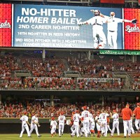 Sweet Sixteen: The No - Hitter History Of The Cincinnati Reds