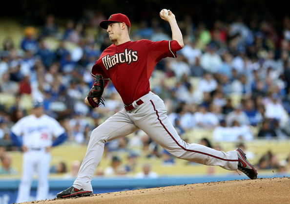 Patrick Corbin has been the ace of the Diamondbacks rotation this season, and Arizona is 15-2 in his starts this season.