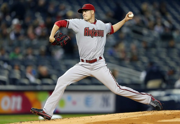 Patrick Corbin is already having a great season for Arizona, and is being rewarded for his performance,as he was selected to be in this years All-Star game. He is he ace and the leader of the starting rotation for the team. Corbin is 10-1 with a 2.40 ERA and has pitched 123.2 innings to go along with 99 strike outs and a 0.97 WHIP. The talented left-hander is holding left-handed batters to a .140 batting average this season.