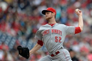 Tony Cingrani is having a good rookie season so far with the Reds. He has struck out 90 batters in 77.2 innings pitched to include a 2.90 ERA and a WHIP of 1.07. He is holding the opposition to a batting average of .195. He is just as dominant with runners in scoring position, teams only hit .106.