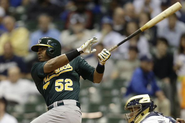 Cespedes put on quite a show in this years HR Derby with him turning Citi Field into his own hitters haven. He is hitting just .225 on the season for the Athletics. The value he has to the team means more than numbers can show.  The opposing teams have to respect the power that he has. Cespedes power numbers are still good with him hitting 15 HRs and 43 RBIs.
