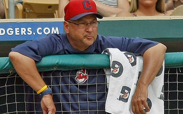 Terry  Francona has done a fantastic job in his first season as the Cleveland Indians manager. He has them in second place in the American League Central behind the Detroit Tigers. We all love a cinderella story but it doesn't look like the Indians are going to make the playoffs this season.