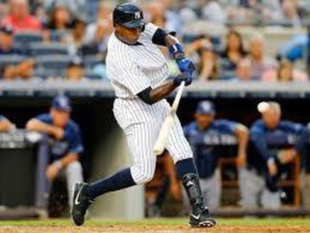 Alfonso Soriano has given the Yankees team an infusion of power that they have not seen from the Right Handed hitting players in their lineup since Vernon Wells took off in April. The LF destroyed the Angels for 4 HRS and 13 RBI on Tuesday and Wednesday combined While Cashman never liked this idea to bring back the Veteran, I called for it all the way back in April. The offense has gone back to being the Bronx Bombers, putting up 36 Runs in their last 5 Games, among a 4 - 1 record.  In 18 Games for his return to NY, the 37 Year Old has a 3 Slash Line of .296/.324/.944 - with 7 HRs, 22 RBI and 17 Runs scored.
