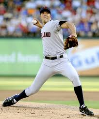 JImenez was on top of the world in 2009, with a 13 - 0 start, and a no - hitter, he then had 3 years of futility before a sharp 2nd half turnaround in 2013 - where he had an ERA under 2 from the ASG on.  Jimenez would be a perfect #3 behind Cliff Lee and Cole Hamels.
