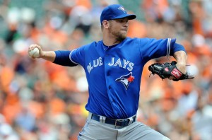 Josh Johnson has not the best debut for Toronto. He has a 6.20 ERA in only 81.1 innings pitched with just 16 starts made. He once again has had problems staying healthy. When on the mound, he still looks like a pitcher who is lost on the mound. Johnson has a WHIP of 1.66 to include him giving up 15 HRs.