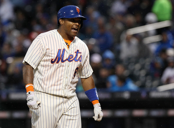 Marlon Byrd was thought as an extra OF when the season started.  It could have been a historically bad year for the team, instead Byrd has helped savage the Outfielders core with a 3 Slash Line of .288/.336/.858 - with 20 (Has tied career HR for a year) and 71 RBI.  He will be a Free Agent at years end, will the franchise give him an offer to return in 2014 and beyond?