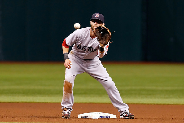 While Shortstop has been a revolving door since the days of Nomar Garciaparra, Second Base has been held down by one of the best in the game since his rookie season in 2007. As impressive an offensive player as Pedroia is, he's equally impressive on defense, saving 73 Runs on at 2nd over his career. His UZR/150 is 9.4.
