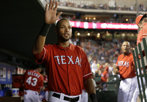 Having brought in Rios via trade when Nelson Cruz was suspended may end up being a blessing in disguise.  There is a Team Option for $13.5 MIL for 2015, after he makes $12.5 MIL this season.  Rios is effectively in a contract year, which should produce good results.  He is yet another guy who could swipe some bags, and has 55 XBH capability. Rios has a 3 Slash in his career of .278/.324/.443.